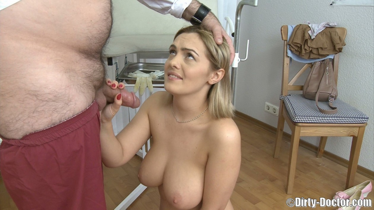 Doctor fucking his patient