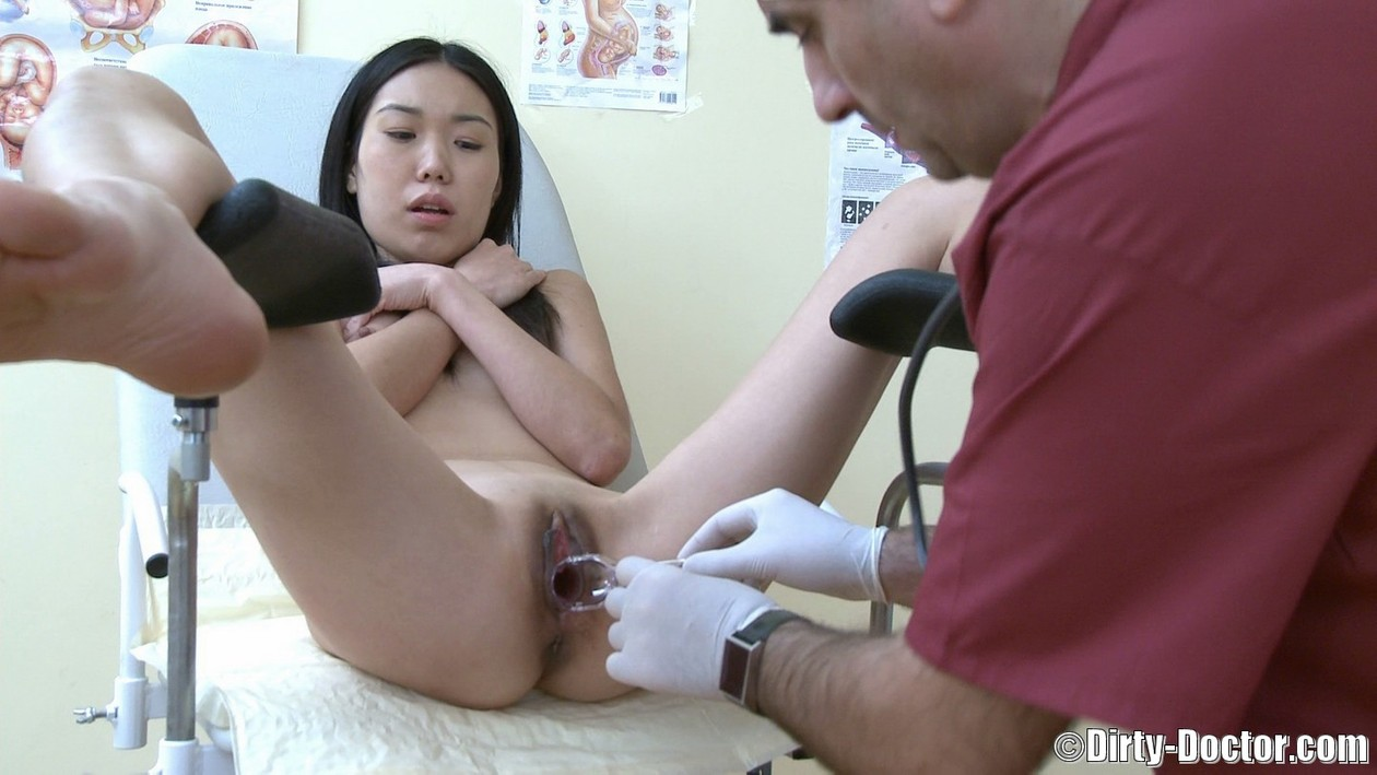 Asian Teen Amateur Cleaning